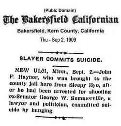 John F. Hayner