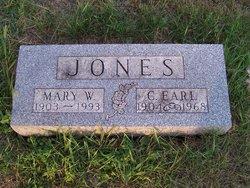 Mary <i>Westaby</i> Jones