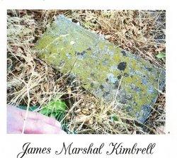 James Marhall Kimbrell