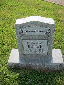 Margie A Benge