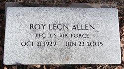 Roy Leon Allen
