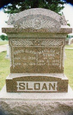 Orrin Sloan