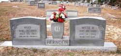 Mittie M Herndon