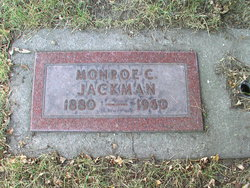 Monroe Clinton Jackman