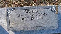 Claudia Ardell <i>Boykin</i> Adams