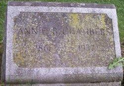 Anna Belle Annie Chambers