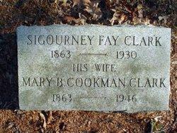 Sigourney Fay Clark
