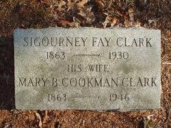 Mary Barton <i>Cookman</i> Clark