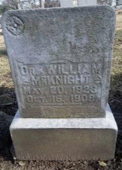 Dr William McKnight