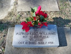 SGT Alfred R Williams