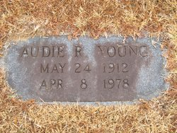 Audie R Young