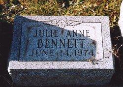 Julia Anne Bennett