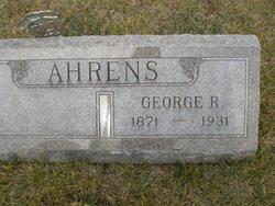George R Ahrens