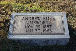 Andrew Ross Ainsworth