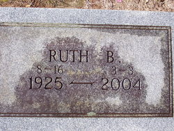 Ruth Virginia <i>Brewer</i> Arrington