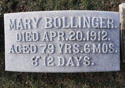 Mary <i>Grube</i> Bollinger