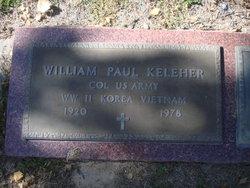 William Paul Keleher