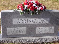 Mabel Estelle <i>Love</i> Arrington