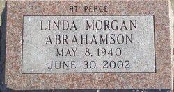 Linda Faye <i>Morgan</i> Abrahamson
