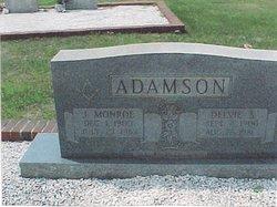 Delve Leilla <i>Smith</i> Adamson