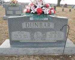 Melvin Esto Dunbar