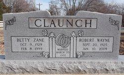 Robert Wayne Claunch