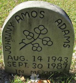 Johnny Amos Adams