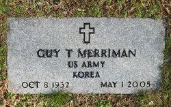 Guy Taylor Merriman
