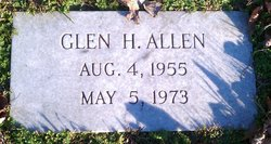 Glen Harvey Allen