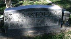 Allie John Sallie <i>Redus</i> Crawford