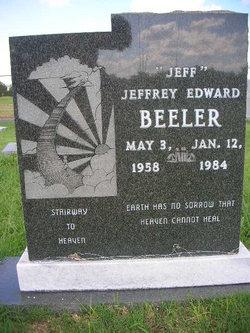 Jeffrey Edward Jeff Beeler