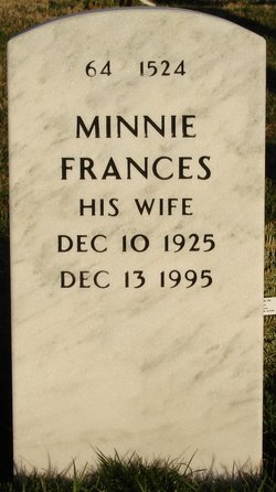 Minnie Frances Adams