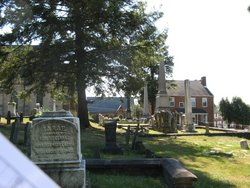 Christ Episcopal Churchyard