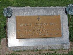 Merlin Eugene Ball