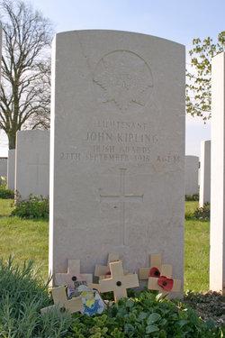 Lieut John Kipling
