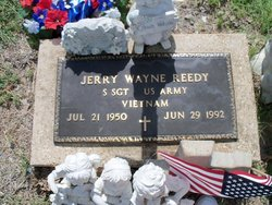 Jerry Wayne Reedy, Sr
