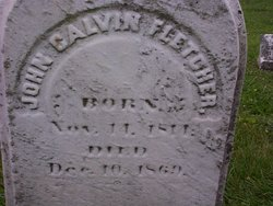 John Calvin Fletcher