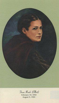 Frances Elizabeth Franc <i>Roads</i> Elliott