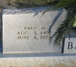 Paul H. Bailey