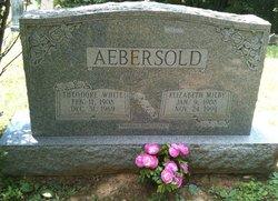 Elizabeth Florence <i>Milby</i> Aebersold