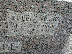 Adell <i>York</i> Campbell