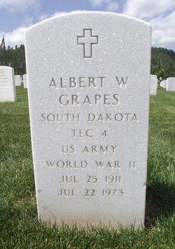 Albert W Grapes