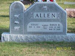 Harley Harrison Allen