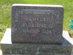 Eldridge Glenn Broyles
