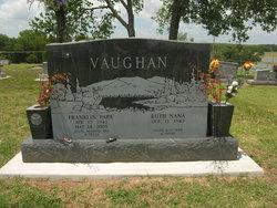 Franklin M. Vaughan