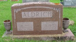 Ida Pearl <i>Brown</i> Aldrich