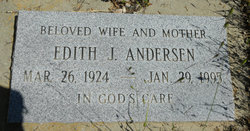 Edith Andersen