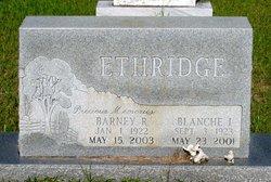 Barney Roberson Ethridge