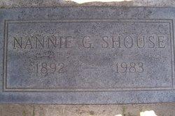 Nannie Gertrude <i>Bare</i> Shouse