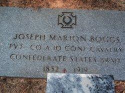 Joseph Marion Boggs